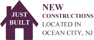 New Home Constructions In Ocean City New Jersey